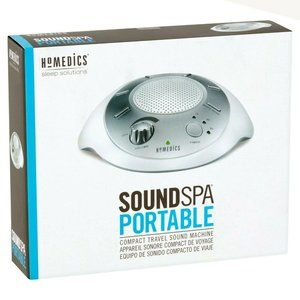 Homedics Sound Spa Sleep Solutions Rejuvenate Port